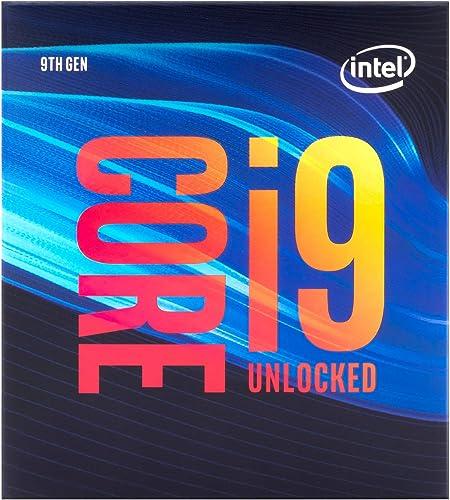 high quality Intel Core i9-9900K Desktop Processor 8 lowest Cores up to 5.0GHz Unlocked LGA1151 300 Series 95W wholesale (BX806849900K) sale