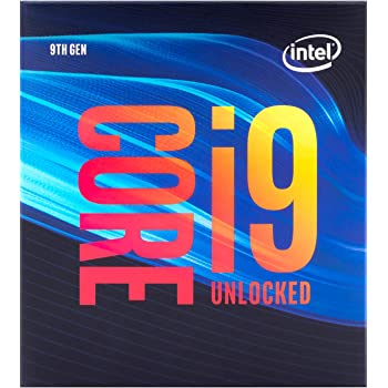 Intel Core i9-9900K Desktop Processor 8 Cores up to 5.0GHz Unlocked LGA1151 300 Series 95W (BX806849900K)