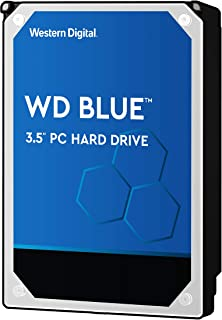WD 4TB Blue Desktop PC Drive - WD40EZRZ