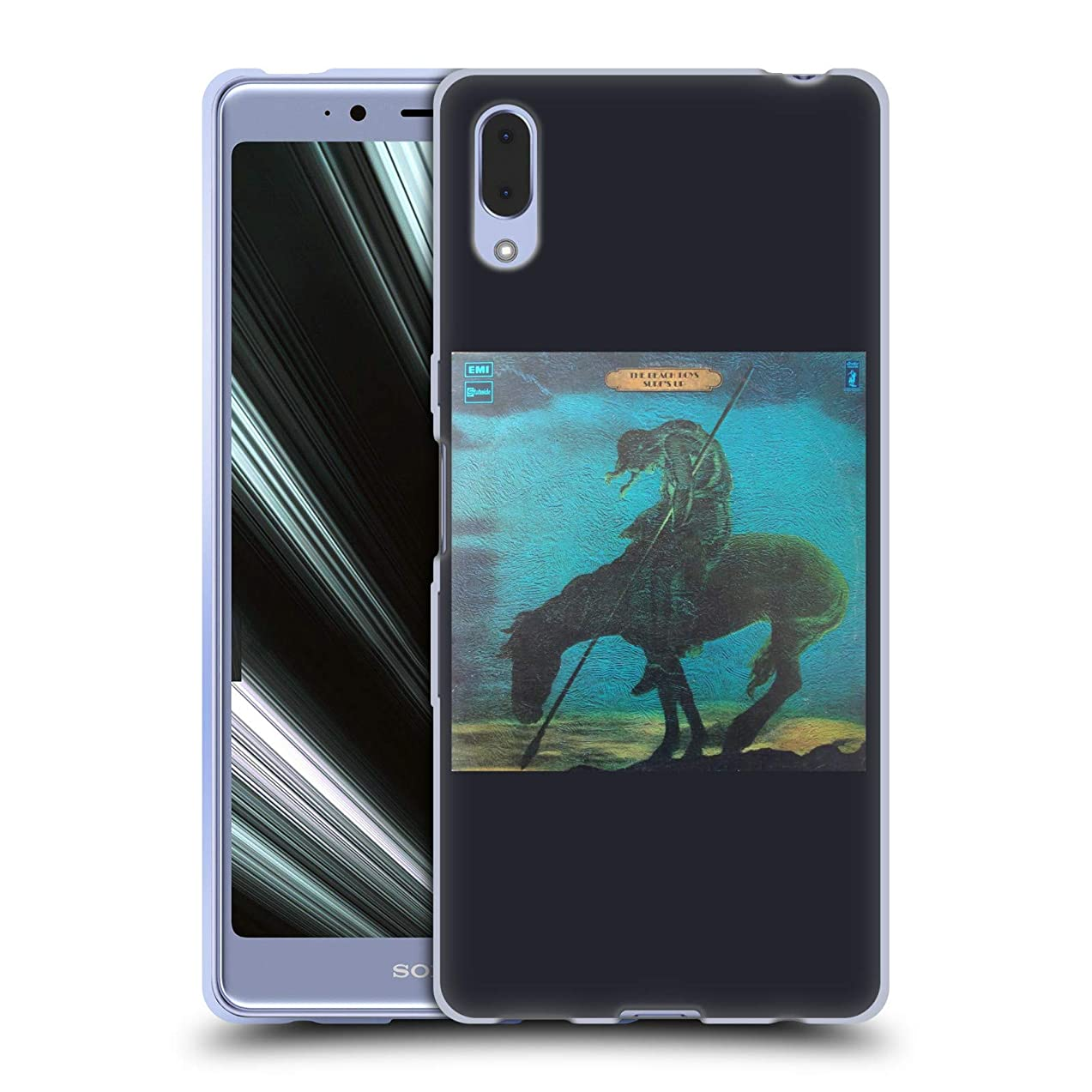 Official The Beach Boys Surfs Up Album Cover Art Soft Gel Case for Sony Xperia L3