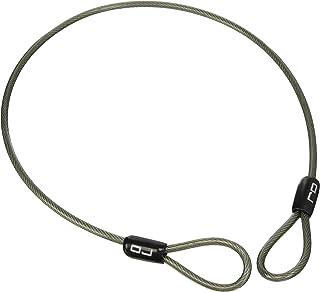 Preisvergleich für OJ jm0570Helm Lock Anti Diebstahl Kabel für Headset preisvergleich