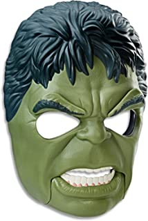 Marvel Toys Thor Ragnarok Hulk Out Mask with Adjustable Strap, Plus Moving Mouth and Eyebrows - Imagine Unleashing The Fur...