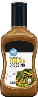 Amazon Brand - Happy Belly Traditional Italian Dressing, 16 Fl Oz