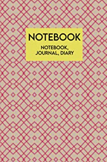 NOTEBOOK: NOTEBOOK, JOURNAL, DIARY
