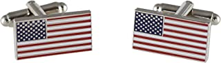 Forge Official American Flag Cufflinks