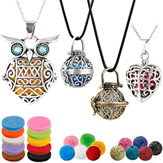 aromatherapy necklaces wholesale