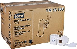 Tork Universal TM1616S Bath Tissue Roll, 2-Ply, 4
