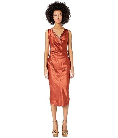 Vivienne Westwood Virginia Dress (Rust) Women