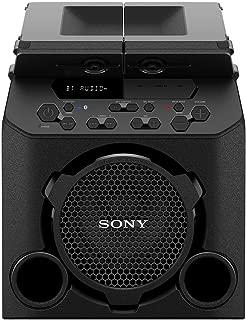 Sony Built-in Battery Speaker Sony GTK-PG10 High Power Audio System with Built-in Battery, (GTK-PG10)