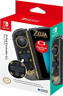 HORI D-Pad Controller (L) - Zelda for Nintendo Switch