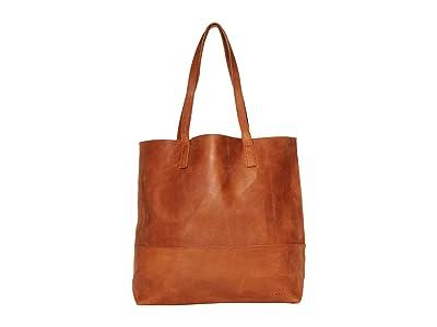 ABLE Mamuye Classic Tote (Whiskey) Handbags