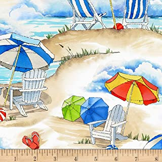 Best beach fabric by the yard Reviews