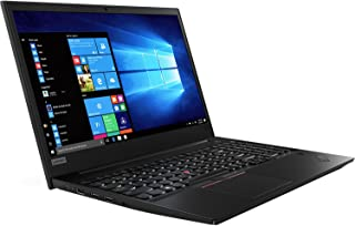 Lenovo ThinkPad E580 15.6インチ ハイパフォーマンスビジネスノートパソコン、256GB SSD、Intel Core i5 7th Gen, 8GB DDR4、WiFi、Gigabit LAN、HDMI、USB C、指紋...