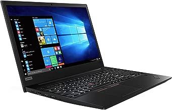 Lenovo ThinkPad E580 15.6 inch High Performance Business laptop, 256GB SSD, Intel Core i5 7th Gen, 8GB DDR4, WiFi, Gigabit LAN, HDMI, USB C, fingerprint reader, Windows 10 Pro, Thin and Light