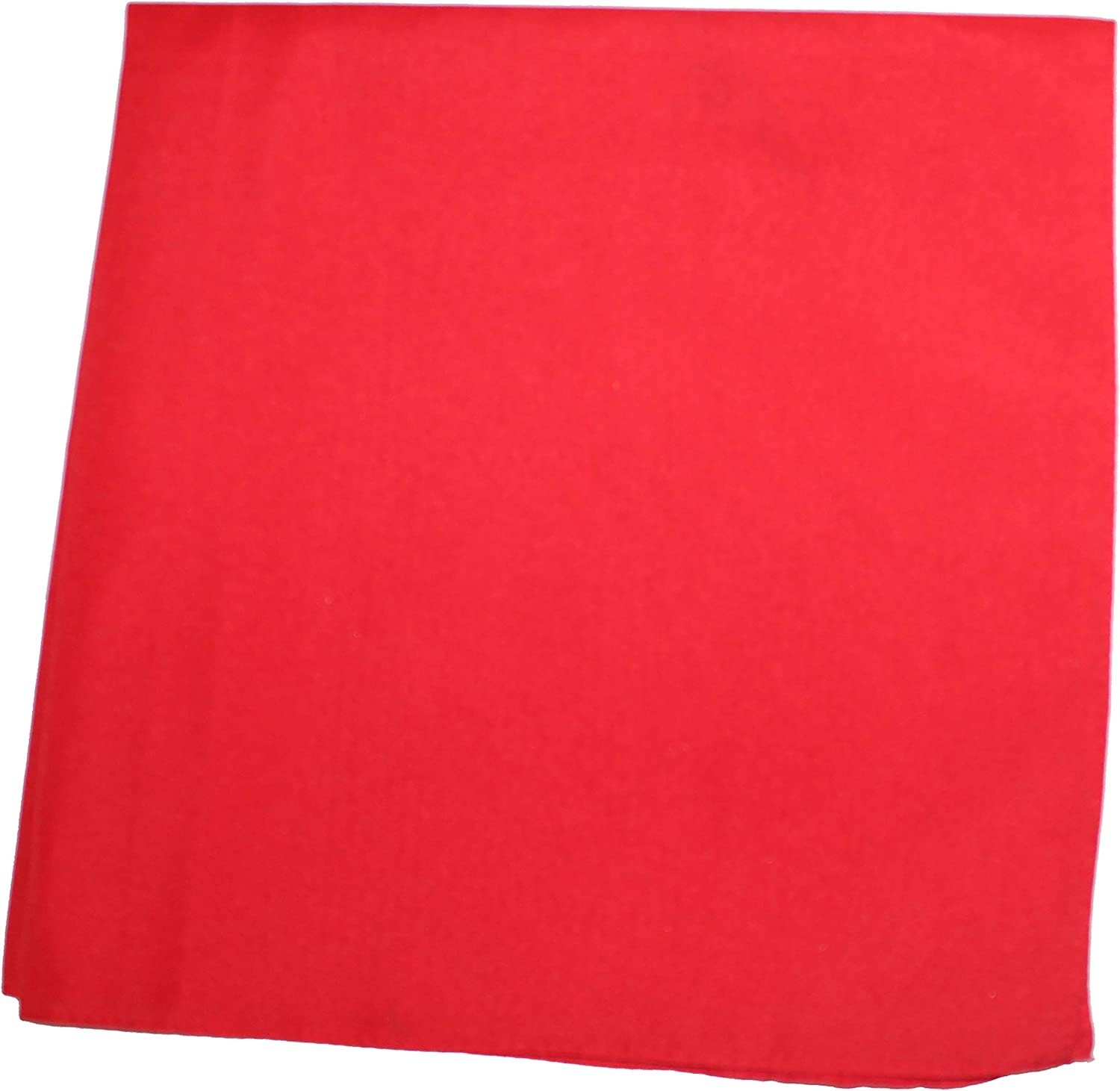 Mechaly Solid Colors 100% Cotton Pack Bandana 24 Special price for 5 ☆ popular a limited time -