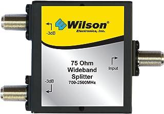Wilson Electronics -3 dB 2-Way Splitter, F-Female (75 Ohm)