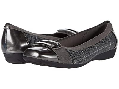 Anne Klein Uplift Flat (Pewter Multi) Women