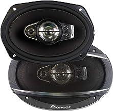 $87 » EnrockAudio Pioneer 6 Inch X 9 Inch 6x9 700W 5-Way A-Series Coaxial Car Speakers System