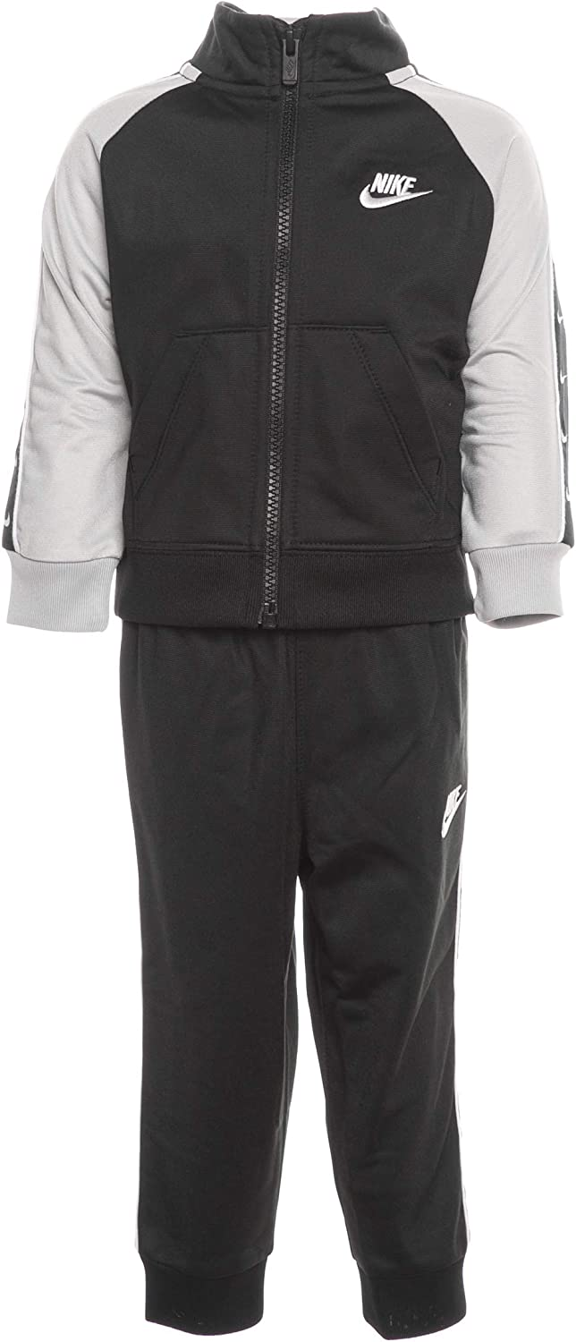 Nike Unisex Baby Track Suit - Black, 12 Months