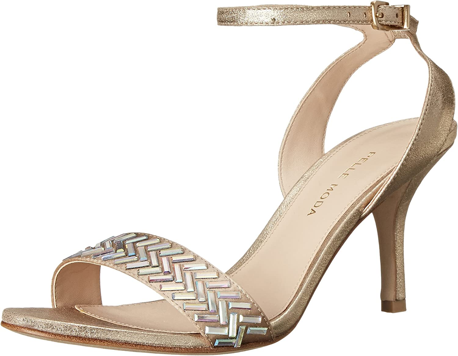 Pelle Moda Women's INES Dress Sandal