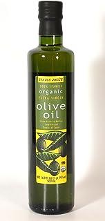 Trader Joe's Organic Extra Virgin Olive Oil