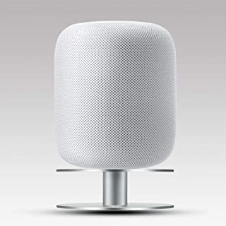 Stand for Apple HomePod, AutoSonic Aluminum Base Mount Accessories Compatible with Apple HomePod, Fully Aluminum Build, An...
