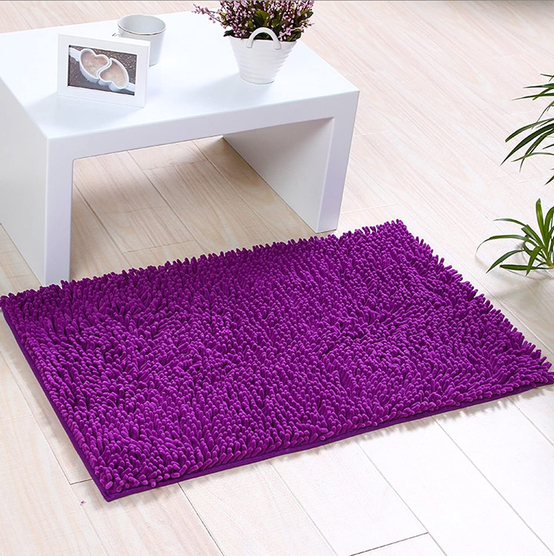 Doormats Home Bedroom Bedside Carpet Living Room Entrance Hall Bathroom Non-slip Mat ( color   B , Size   120140cm )