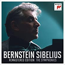 Bernstein Sibelius - The Symphonies ((Remastered Edition))