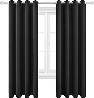 grommet light blocking curtains