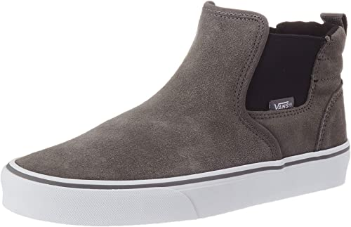 Vans Asher Mid, Sneaker Femme : Amazon.fr: Chaussures et Sacs