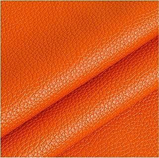 Yinian Tissu en Cuir Faux en Cuir PU en Cuir Synthétique en Cuir Imitation De Chevet Bricolage Bricolage Canapé à La Main ...