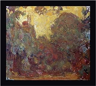 La Maison de Giverny by Claude Monet 14