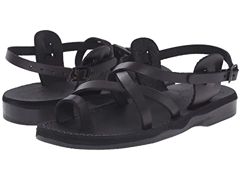 e62dd3a0053f Jerusalem Sandals The Good Shepherd Buckle - Womens at Zappos.com