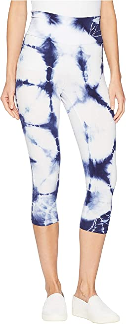 Tivoli Oceanside Capri Leggings