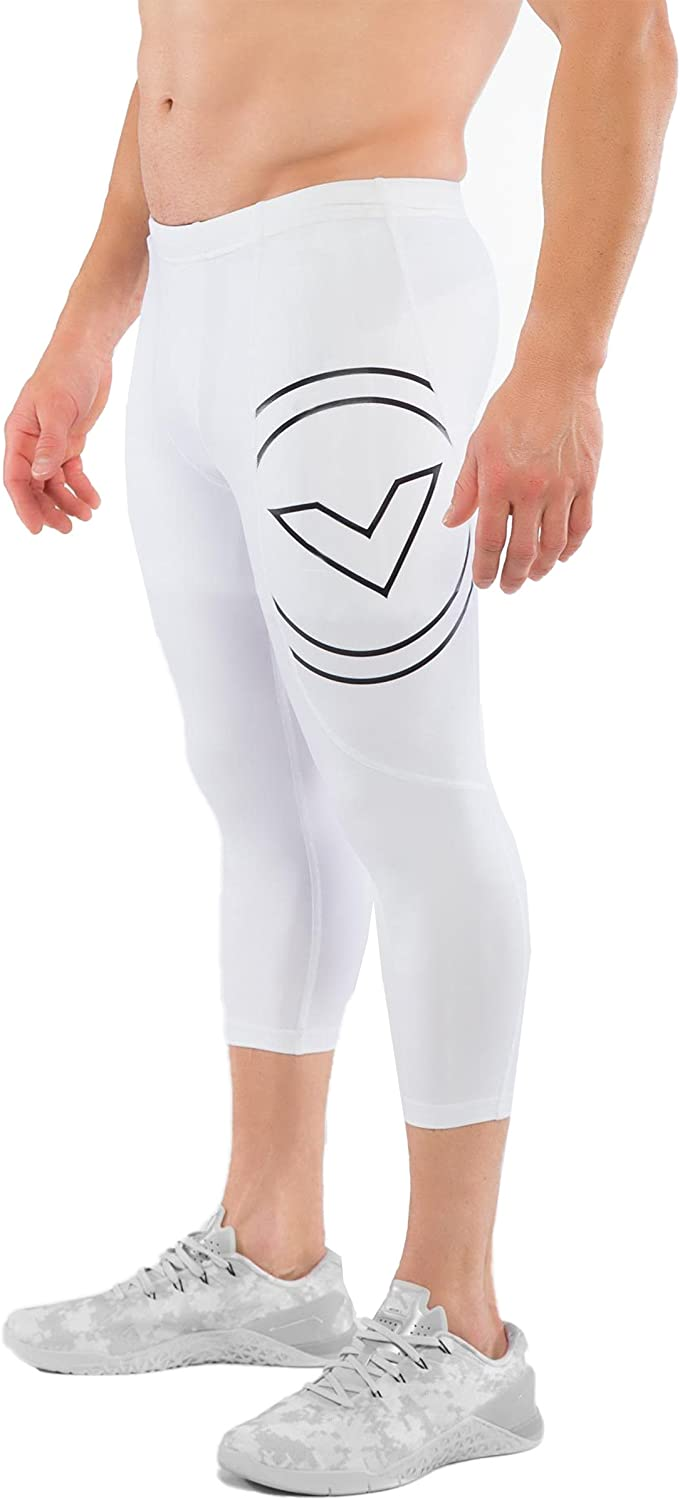 Virus Stay Cool 3 4 Length Compression Tech Pants (RX5)