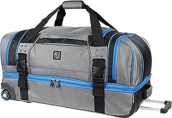 Streamline 30 Soft Rolling Retractable Pull Handle Duffel Bag