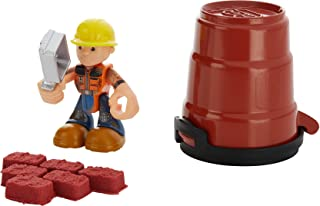 Fisher-Price Bob The Builder, Mash & Mold Bricklayer, Bob