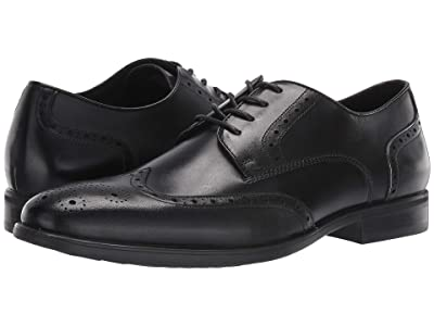 Kenneth Cole Reaction Edge Flex Lace-Up WT (Black) Men