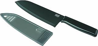 سكين شيف كون ريكون كولوري 15.24 سم، أسود