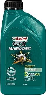 castrol motor oil 0w 20