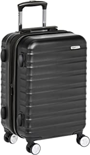 AmazonBasics Premium Hardside Spinner Luggage with...