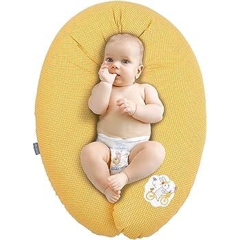 Fibre Creuse Remplissage v-Oreiller Avec Housse En Coton Nouveau rebondir Maternité Allaitement