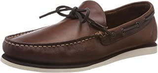 Red Tape Men's Solent Boat Shoes