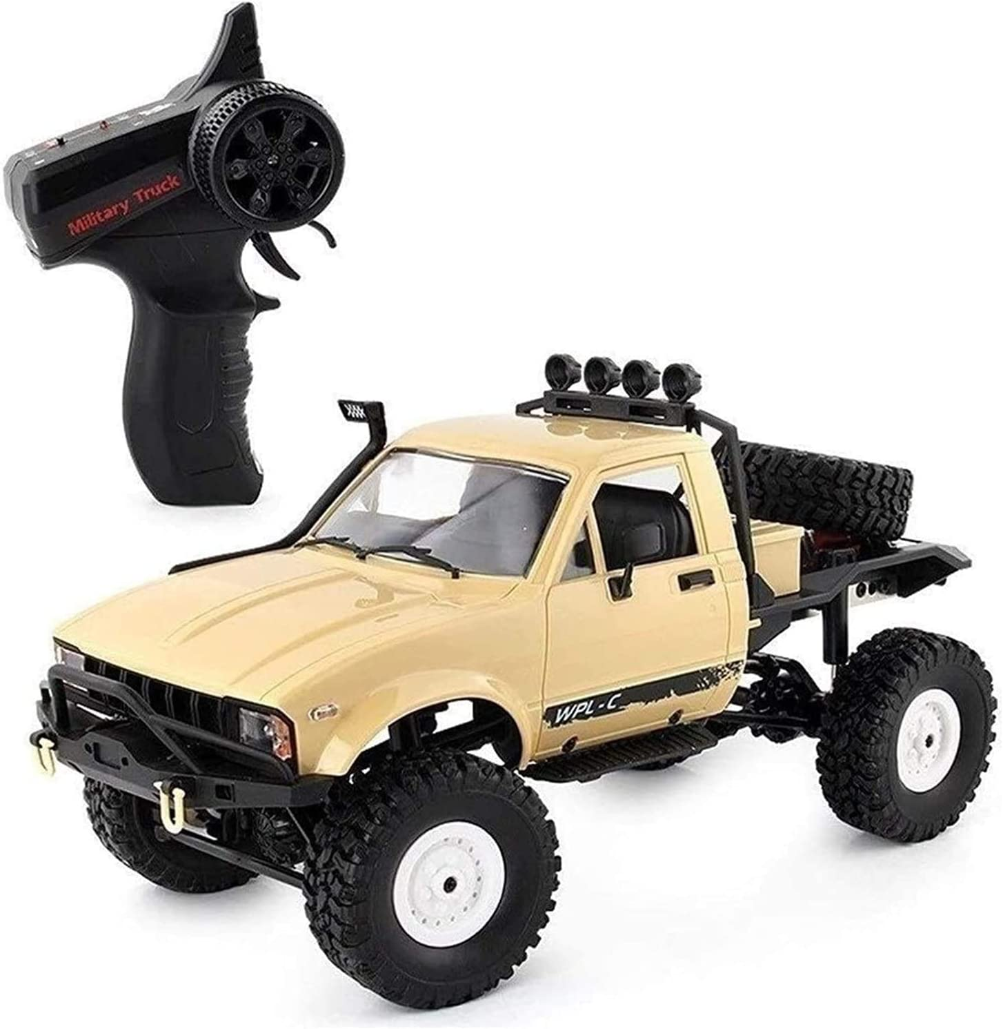 wangch 1:16RC Remote Control Truck 2.4Ghz Manufacturer regenerated Recommended product high Ele Speed 2WD RTR