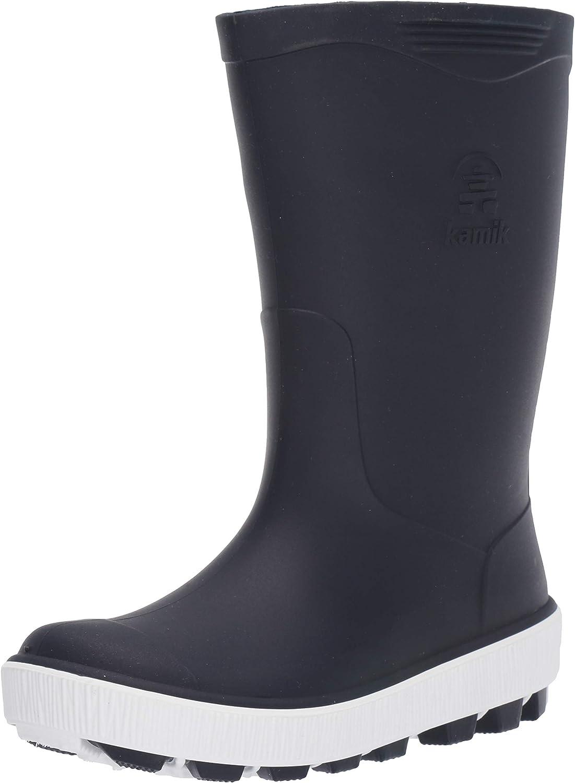 Kamik Unisex-Child Riptide Rain Boot