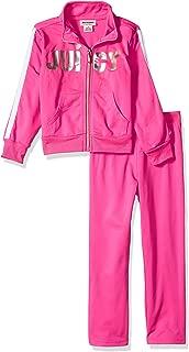 Juicy Couture 橘滋 女童运动裤2件套,