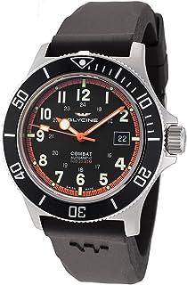 Glycine - Combat Sub Swiss Made Reloj automático de 42 mm para hombre