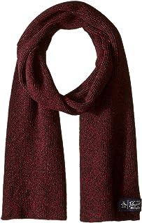 Original Penguin Men's Two Tone Knit Scarf