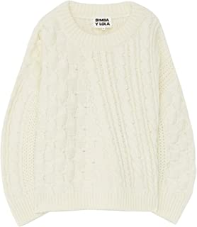 Bimba y Lola Women Cable-Knit Jumper 192BR7242