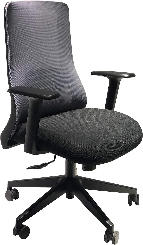 ラッピング無料 The Urban Port 特売 Mesh Back Ergonomic Adjustable Office Chai Swivel